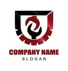 Tools company logo vector