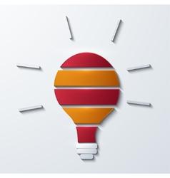 modern concept idea vector image