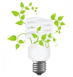 power saving vector image