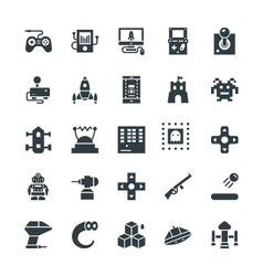Gaming cool icons 1 vector