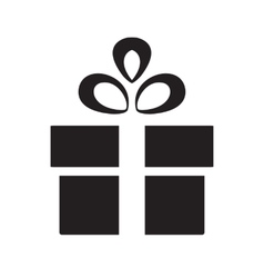 Gift or present icon vector