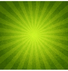 Abstract green grunge background vector