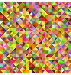 Abstract vintage polygonal background vector
