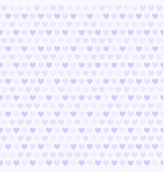 Heart pattern violet seamless vector