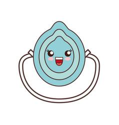 Medical mask design vector