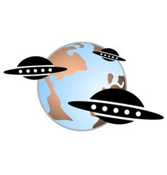Ufo attack vector