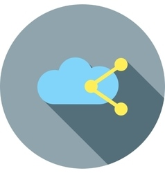 Shared cloud vector