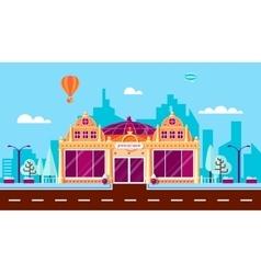Jewelry store 1 vector image