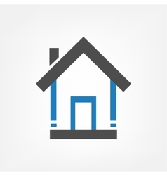 Homes background vector