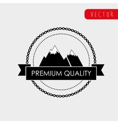 Premium quality design vector