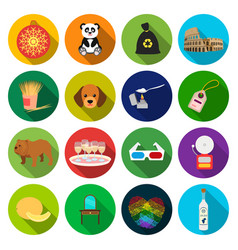 Drink tourism business and other web icon in vector