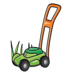 Lawn mower vector