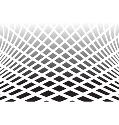 Textured distorted surface vector