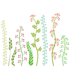 Fauna decor vector
