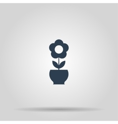 Flower Icon concept for vector image