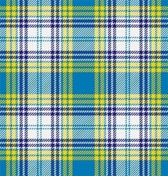 Tartan pattern vector image