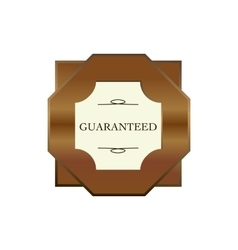 Guaranteed label in simple style vector