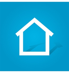 House icon 003 vector image vector image