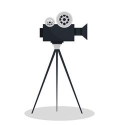 Video camara movie icon vector