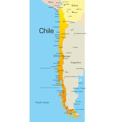 Chile vector
