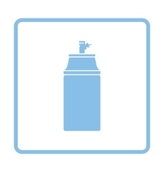 Paint spray icon vector
