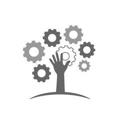 Mechanic-Tree-380x400 vector image vector image