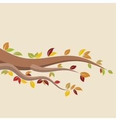 Autumn brunch vector