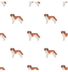 Beagle single icon in cartoon stylebeagle vector