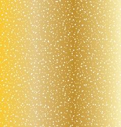 Gold dot texture vector