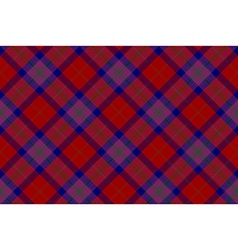 Pride of scotland autumn tartan seamless diagonal vector