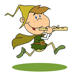 Piper Piping vector image vector image
