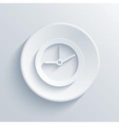 Light circle icon eps 10 vector