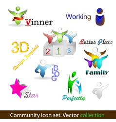 Community pack vector