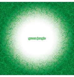 green jangle vector image
