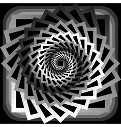 Design abstract spiral movement background vector