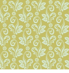 ornate texture vector image vector image