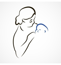Motherhood vector