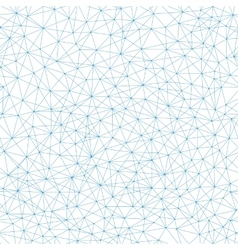 Seamless network pattern vector