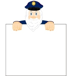 Grandparent and poster vector