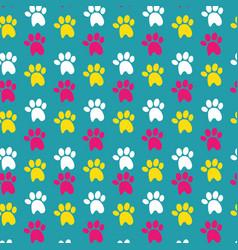 Dog stuff seamless pattern vector