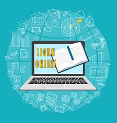 Learn online vector