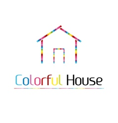 Colorful house vector image vector image