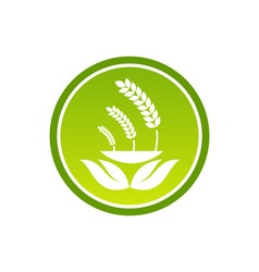 Healthy-food-logo-380x400 vector