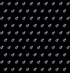 Male female symbol background vector