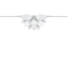 Present ribbon vector