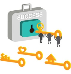Key success vector
