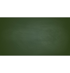 Green chalkboard background texture vector