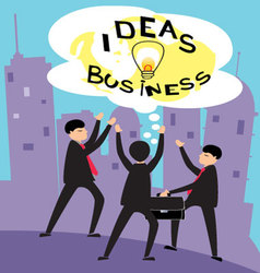 Business-ideas-2 vector