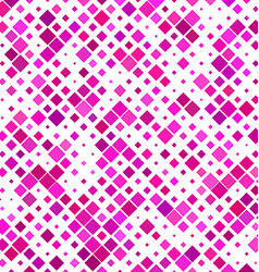 Magenta square pattern background vector
