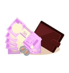 Indian money vector